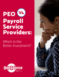 PEO vs Payroll Service Providers: Which is the Better Investment?